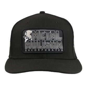 Kapa METAL MULISHA - JAIL BREAK BLK, METAL MULISHA