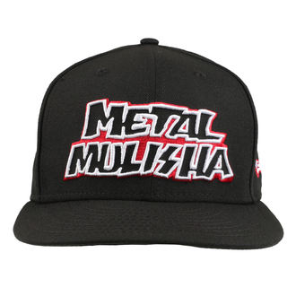 Kapa METAL MULISHA - STICK UP BLK, METAL MULISHA