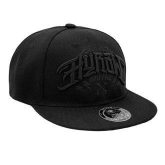 Kapa HYRAW - Casquette - HOSTILE BLACK, HYRAW