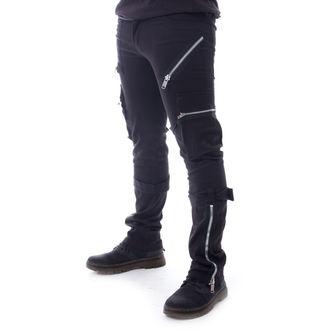 Muške hlače VIXXSIN - CARSTEN - CRNE, VIXXSIN