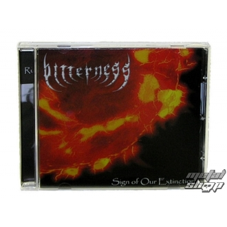 CD Bitterness 'Signatureati od Naše Izumiranje 1', Bitterness