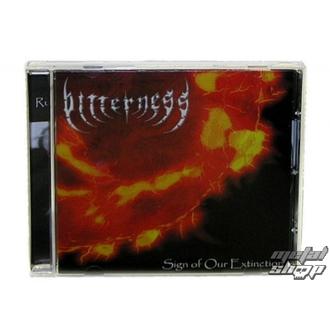 CD Bitterness 'Signatureati od Naše Izumiranje 1', NNM, Bitterness