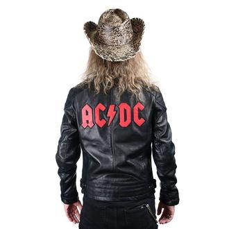 Kožna jakna AC-DC - LNTC CRNA -, AC-DC