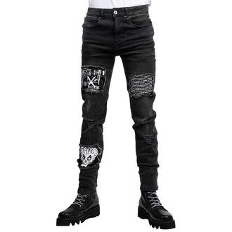Unisex hlače DISTURBIA - Chaos, DISTURBIA