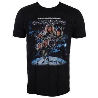 Majica metal muška Europe - FINAL COUNTDOWN - LIVE NATION, LIVE NATION, Europe