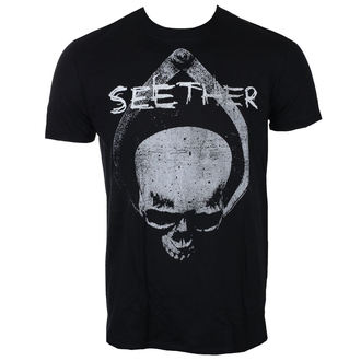 Majica metal muška Seether - SKULL - LIVE NATION, LIVE NATION, Seether