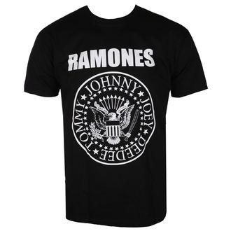 Muška metal majica Ramones - CREST - LIVE NATION, LIVE NATION, Ramones