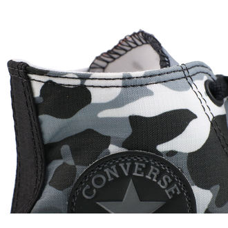 boty CONVERSE - CTAS HI - WHITE/BLACK/BLACK