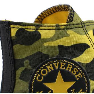 boty CONVERSE - CTAS HI BOLD - CITRON/BLACK