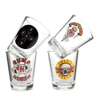 Čašice (Set) Guns N' Roses - GB posters, GB posters, Guns N' Roses