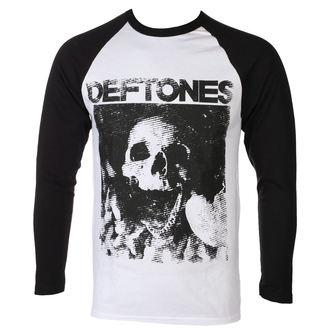 Muška metal majica Deftones - SKULL - PLASTIC HEAD, PLASTIC HEAD, Deftones