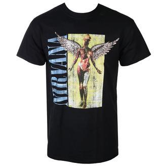 Muška metal majica Nirvana - IN UTERO - PLASTIC HEAD, PLASTIC HEAD, Nirvana
