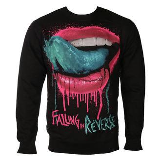 Muški džemper (bez kapuljače) Falling In Reverse - LIPS - PLASTIC HEAD, PLASTIC HEAD, Falling In Reverse