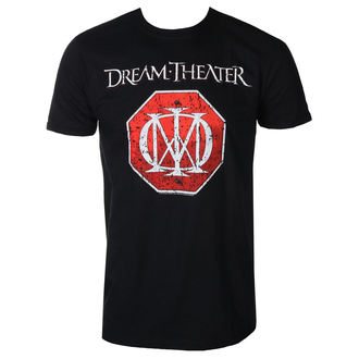 Muška metal majica Dream Theater - RED LOGO - PLASTIC HEAD, PLASTIC HEAD, Dream Theater
