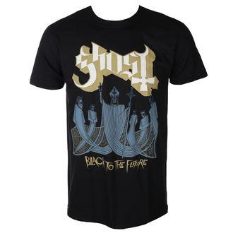 Muška metal majica Ghost - BLACK TO THE FUTURE - PLASTIC HEAD, PLASTIC HEAD, Ghost