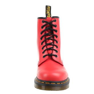 boty DR.MARTENS - 8 dírkové - SATCHEL - RED, Dr. Martens
