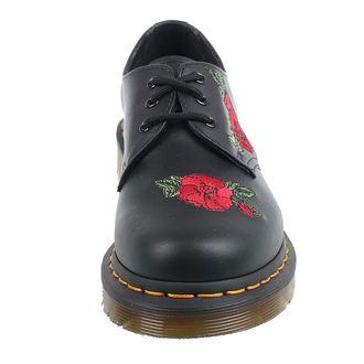 boty DR.MARTENS - 3 dírkové - VONDA BLACK, Dr. Martens