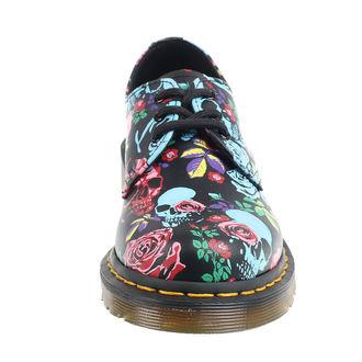 boty DR.MARTENS - 3 dírkové - ROSE MULTI, Dr. Martens