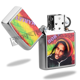 Upaljač ZIPPO - BOB MARLEY - NE. 1, ZIPPO, Bob Marley