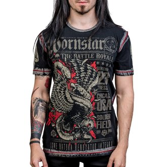 Majica hardcore muška - Battle Royale - WORNSTAR, WORNSTAR