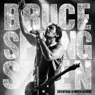 Kalendar za 2019. BRUCE SPRINGSTEEN, NNM, Bruce Springsteen