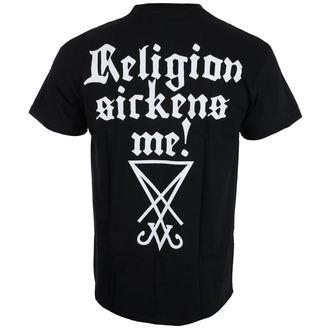 Majica metal muška Dimmu Borgir - Religion sickens me - NUCLEAR BLAST, NUCLEAR BLAST, Dimmu Borgir