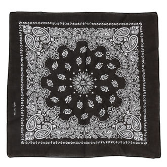 Marama ROCKABELLA - BAND ONE BANDANA - BLACK, ROCKABELLA