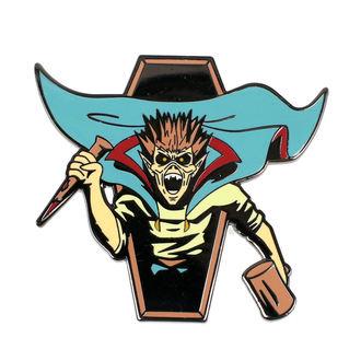 Bedž Iron Maiden - Legacy of the Beast - Vampire Lovac Eddie, NNM, Iron Maiden