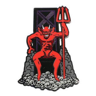 Bedž Iron Maiden - Legacy of the Beast -  The Beast, NNM, Iron Maiden