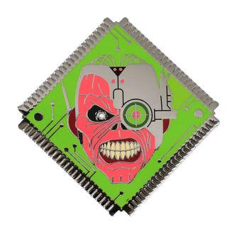 Bedž Iron Maiden - Legacy of the Beast - Eddie, NNM, Iron Maiden