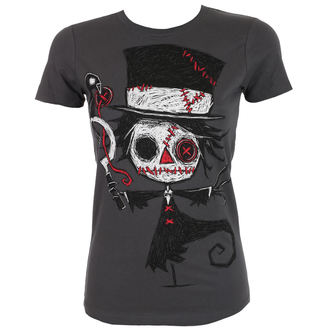 Majica hardcore ženska - Ripped Apart - Akumu Ink, Akumu Ink