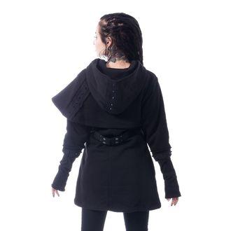 mikina dámská CHEMICAL BLACK - DARK CAPE - BLACK, CHEMICAL BLACK