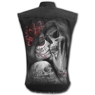 Muška košulja bez rukava SPIRAL - DEAD KISS, SPIRAL