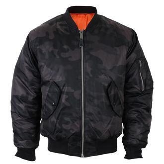 Zimska jakna - MA1 camo - BRANDIT, BRANDIT