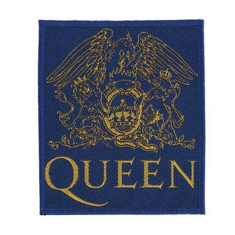 Zakrpa Queen - Crest - RAZAMATAZ, RAZAMATAZ, Queen