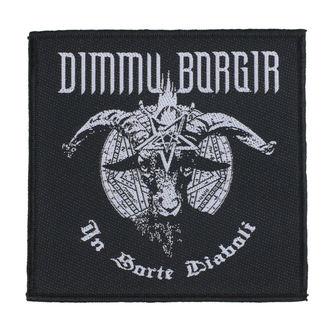 Zakrpa Dimmu Borgir - In Sorte Dlaboll - RAZAMATAZ, RAZAMATAZ, Dimmu Borgir