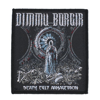 Zakrpa Dimmu Borgir - Death Cult Armageddon - RAZAMATAZ, RAZAMATAZ, Dimmu Borgir
