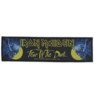 Zakrpa Iron Maiden - Fear 01 The Dark - RAZAMATAZ, RAZAMATAZ, Iron Maiden