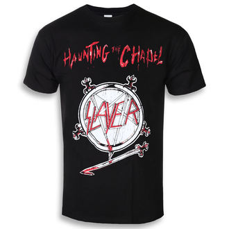 Muška metal majica Slayer - Haunting The Chapel - ROCK OFF, ROCK OFF, Slayer