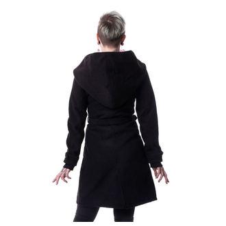 Ženski kaput VIXXSIN - DECAY - BLACK, VIXXSIN