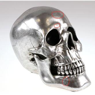 Ukras Skull - Silver - 78/5742 - OŠTEĆENO