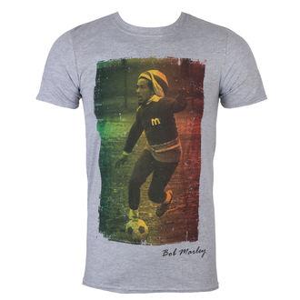 Muška metal majica Bob Marley - Rasta Football - ROCK OFF, ROCK OFF, Bob Marley