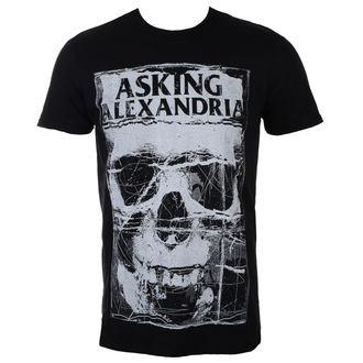 Majica metal muška Asking Alexandria - FACIAL - PLASTIC HEAD, PLASTIC HEAD, Asking Alexandria