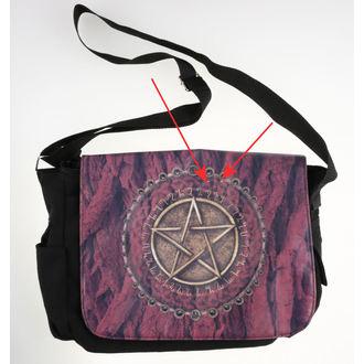 Torba Pentagram - Red - B0572B4 - OŠTEĆENO, Nemesis now