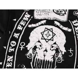 Majica s kapuljačom muška - DEATH TO ALL- BLACK - HEARTLESS, HEARTLESS