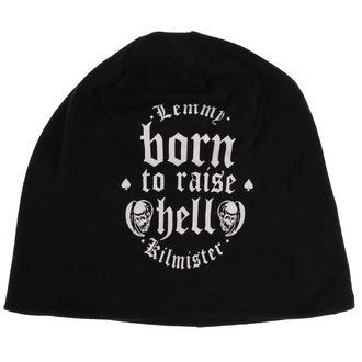 Kapa Motörhead - LEMMY - BORN TO RAISE HELL - RAZAMATAZ, RAZAMATAZ, Motörhead