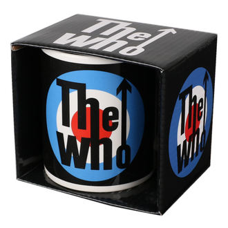 Šalica  The  Who - ROCK OFF, ROCK OFF, Who