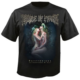 Muška metal majica Cradle of Filth - Savage waves of ecstasy - NUCLEAR BLAST, NUCLEAR BLAST, Cradle of Filth