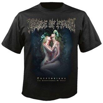 Muška metal majica Cradle of Filth - Savage waves of ecstasy - NUCLEAR BLAST, NUCLEAR BLAST, Cradle of Filth