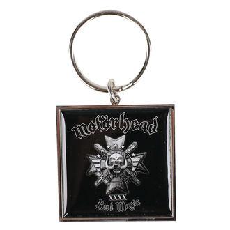 Privjesak za ključeve (Privjesak) Motörhead - ROCK OFF, ROCK OFF, Motörhead